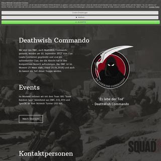 Squad Clan - DeathWishCommando