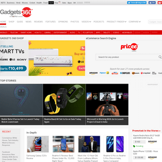 Tech News, Latest Technology, Mobiles, Laptops – NDTV Gadgets 360