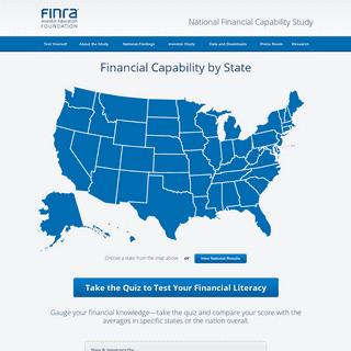 Financial Capability Study
