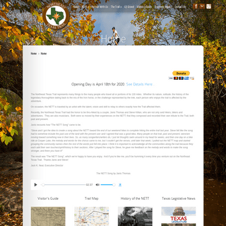 Northeast Texas Trails Coalition – Biking, Hiking, Walking, and Equestrian trails in NE Texas