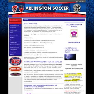 ArchiveBay.com - arlingtonsoccer.org - Arlington Soccer Association