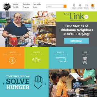 Homepage - Regional Food Bank