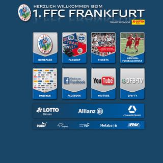 1. FFC Frankfurt -Home