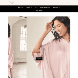 Sofia Collections - Affordable Italian Clothing, Dresses