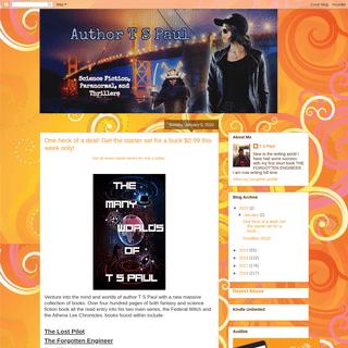 A complete backup of tspaul.blogspot.com
