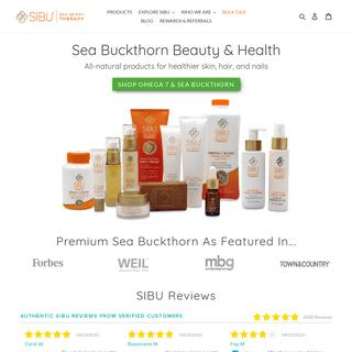 ArchiveBay.com - sibu.com - All-natural Health Product Sea Berry Sea Buckthorn - Sibu Seaberry