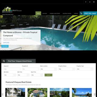ArchiveBay.com - bravosboyz.com - Bravos Boyz - Vieques and Puerto Rico Real Estate Sales