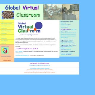 Global Virtual Classroom- A Free Online Educational Program