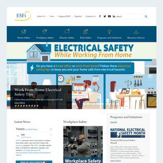 Electrical Safety Foundation International
