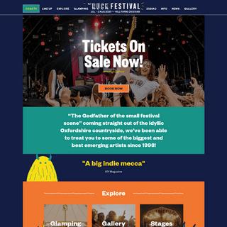 Truck Festival - 31 Jul - 2nd August 2020, Oxfordshire