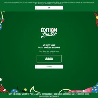 Heineken - Édition Limitée