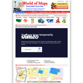 ArchiveBay.com - bjdesign.com - USA, County, World, Globe, Editable PowerPoint Maps for Sales and Marketing Presentations - www.bjdesign.com