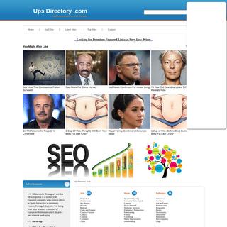 ArchiveBay.com - upsdirectory.com - Ups Directory .com