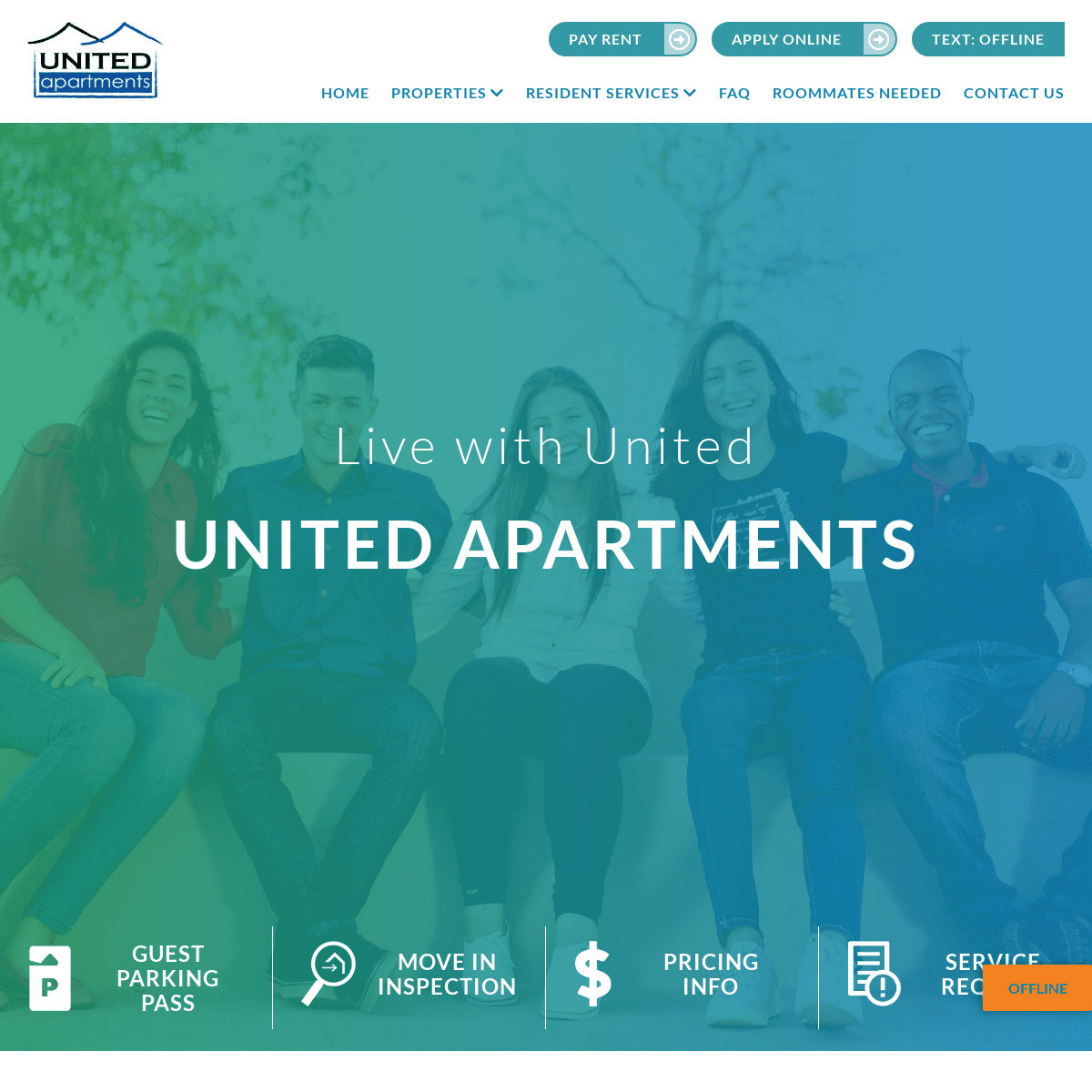 Home - United Apartments