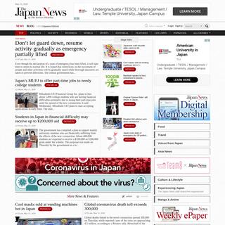 The Japan News - Breaking News from Japan by The Yomiuri Shimbun