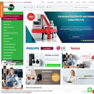 MarketWorld webáruház