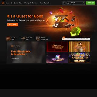 Casino Winner - The Best Online Casino & Sportsbook