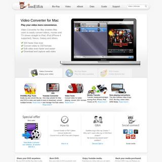 Video Converter for Mac, imElfin.
