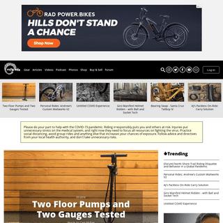 NSMB.com - Authentic mountain bike media with an irreverent edge. North Shore Mountain Biking