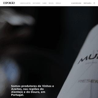 ArchiveBay.com - esporao.com - Vinhos e Azeites - Esporão