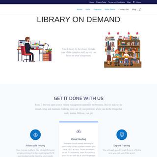 BiblioTech Libraries - Koha hosting made simple