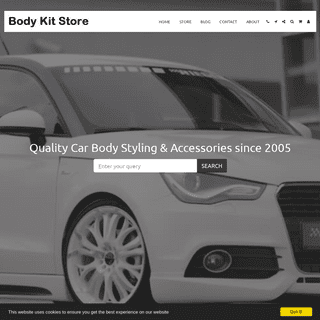 Body-kit.co.uk sells quality car body kit styling and accessories, performance DRL lights, Angel Eyes Lights