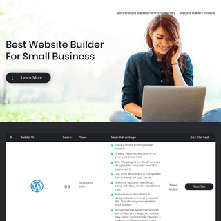 ArchiveBay.com - afraidofit.com - Best Website Builders for Small Business 2020 - Create Professional Website Just Now