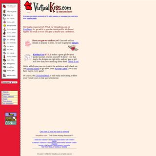 ArchiveBay.com - virtualkiss.com - Kissing right here - VirtualKiss.com - THE online Kissing Resource.