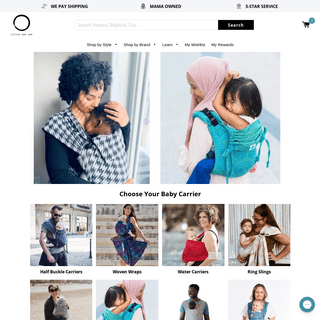 Shop the Best in Baby Carriers and Babywearing Accessories – Little Zen One