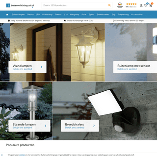 ArchiveBay.com - buitenverlichtingzaak.nl - Buitenverlichting kopen- - Buitenverlichtingzaak.nl