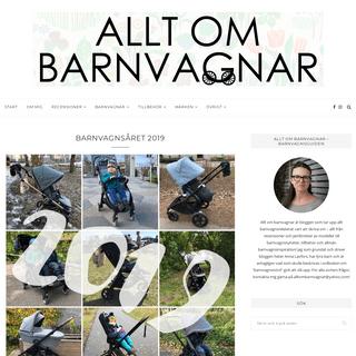 Allt Om Barnvagnar - allt om barnvagnar och barnvagnstillbehör!