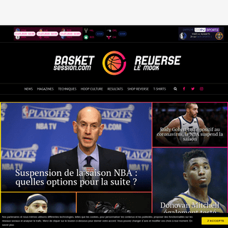 ArchiveBay.com - basketsession.com - BasketSession.com - Le meilleur de la NBA - news, rumeurs, vidéos, analyses.