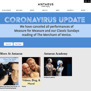 ArchiveBay.com - antaeus.org - Antaeus Theatre Company – A Los Angeles Theatre Company