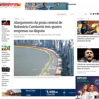 Balneário Camboriú - Notícias
