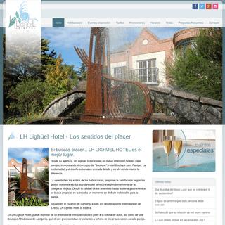 Lighüel Hotel, los sentidos del placer - albergue transitorio en zona sur, canning