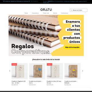 Libretas Empresariales - GRATU - Antioquia