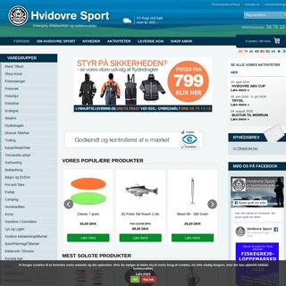 Fiskegrej på tilbud Stort udvalg online og i butik