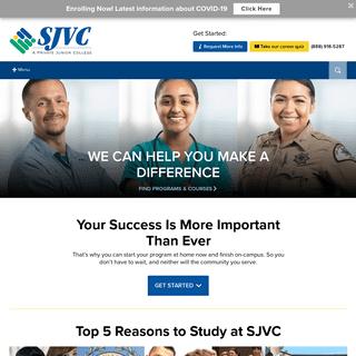 San Joaquin Valley College - Accredited California College