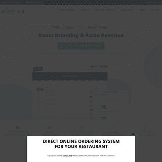 Online Ordering System & Website Design for Restaurants - Orders2me
