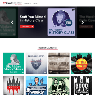 iHeart Podcast Network