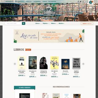 Librería el Péndulo- Libros y Cultura - Tienda en línea.