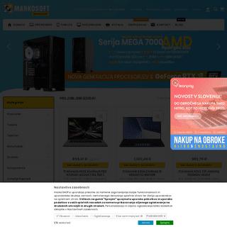 markoSOFT - prenosniki, računalniki, tablice, telefoni - Markosoft
