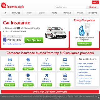 Compare Car Insurance - Cheap Online Comparison Quotes UK