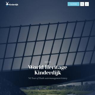 Home - Kinderdijk molens