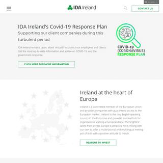 ArchiveBay.com - idaireland.com - Foreign Direct Investment (FDI) - Invest in Ireland - IDA Ireland