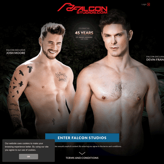 Falcon Studios- Official Gay Porn Website & XXX Movies