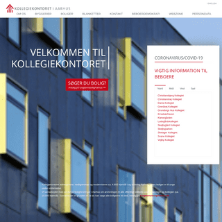 ArchiveBay.com - kollegiekontoret.dk - kollegiekontoret.dk- Kollegiekontoret