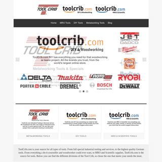 Toolcrib.com-Your Link to the --Original-- and FREE catalog