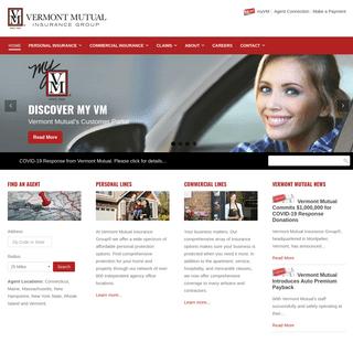 ArchiveBay.com - vermontmutual.com - Vermont Mutual Insurance Group - Home
