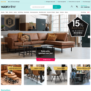 Online woonstore, Woononline.nl- Dé grootste van Nederland